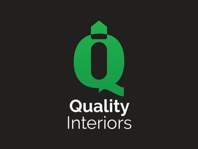 quality interiors / logo