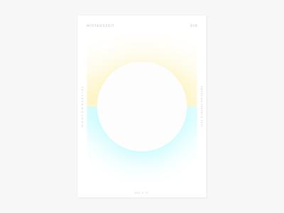 Item 018 splash adobe dimension mittagszeit illustration illustrator liquify photoshop abstract poster