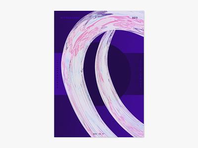 Item 023 splash adobe dimension mittagszeit illustration illustrator liquify photoshop abstract poster