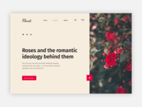 Flower web-page UI