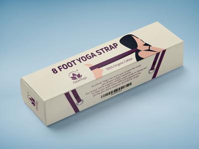 Yoga Strap Packaging