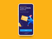 UI Temp Mobile
