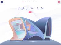 Oblivion Homepage