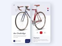Bike Description Page