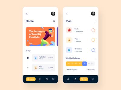 Challenges App