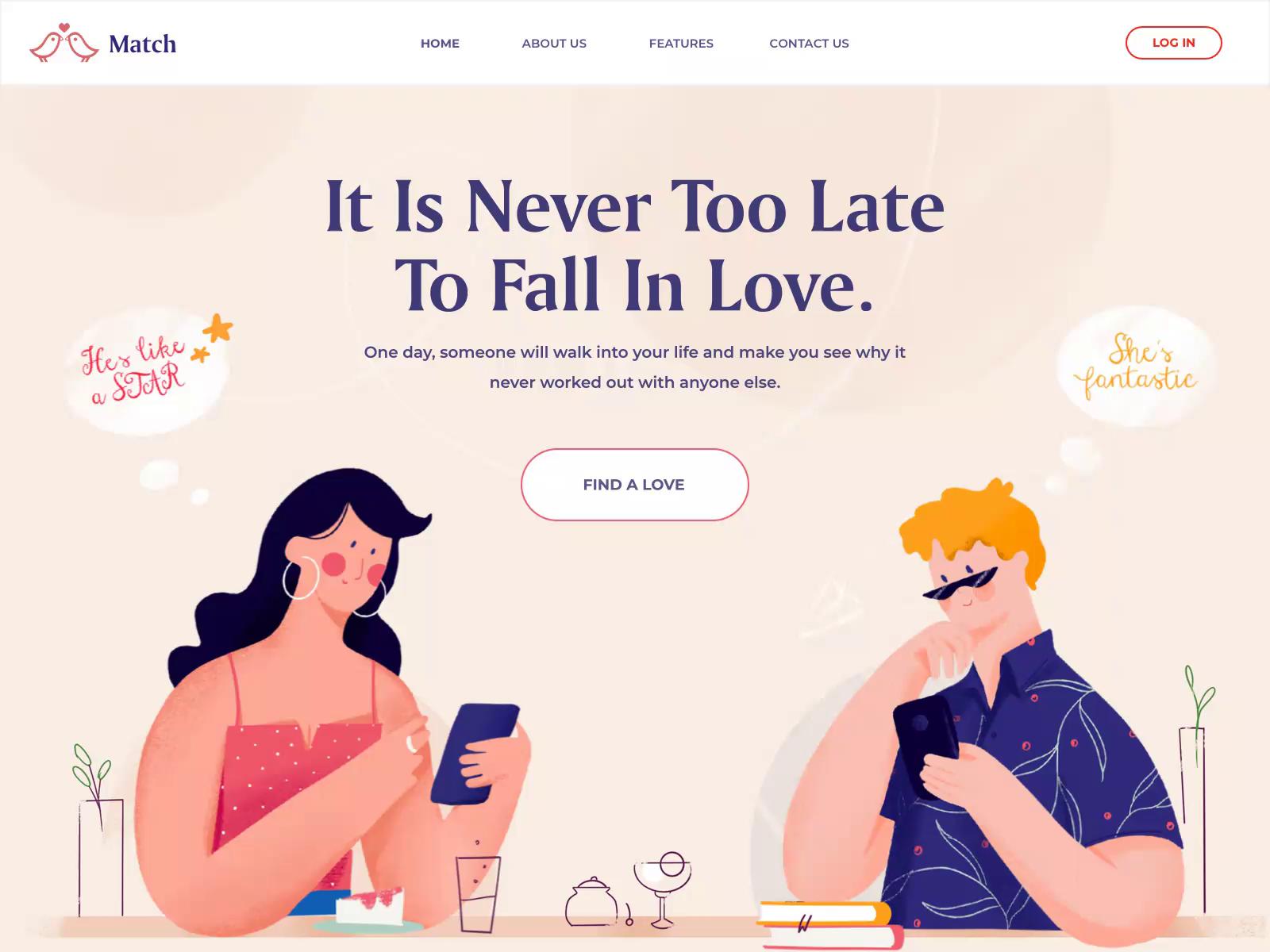 Brenda dating website