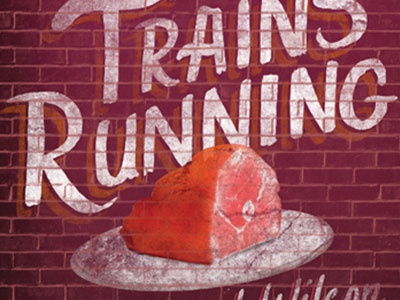 Round House - Two Trains Running theater poster round house