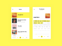 Audiobooks app