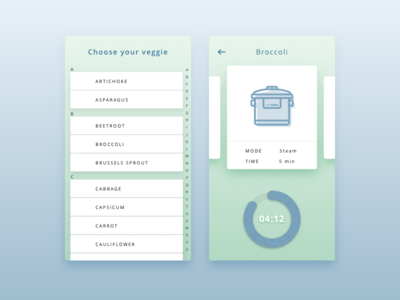 App | Kitchen timer ⏱ [09/30]