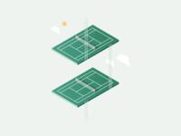 Illustration | Wimbledon 🎾 [17/30]
