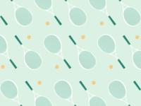 Illustration | Wimbledon pattern 🎾 [18/30]