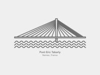 Illustration | Eric Tabarly's bridge ⛵️  [27/30]
