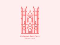 Illustration | Saint-Pierre's Cathedral ⛪️  [28/30]