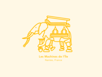 Illustration | The Machines of the Isle 🐘