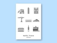 Illustration | Nantes city