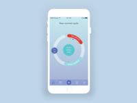 App | Clue - Homepage