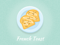 Illustration | French toast 🍞