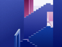 Illustration | La Muralla Roja 🎨