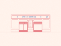 Illustration | Café Cosmico ☕️