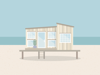 Illustration | Tiny house 🏠