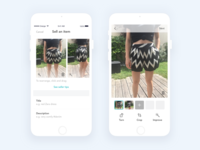 App | Vinted (Add pcitures) 👕