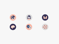 Icons | Health startup - Part 02 💊
