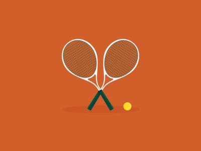 Illustration   Roland Garros 2 🎾