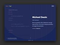 Web developer - Landing Page