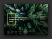 New Redesigned National Geographic Landing Page