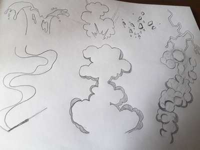 Sketches of Effects!