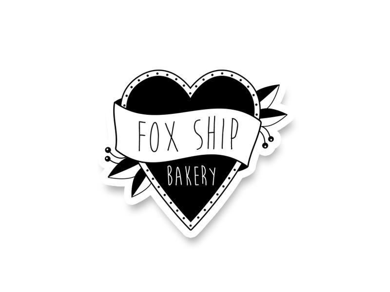 Foxship Bakery logo