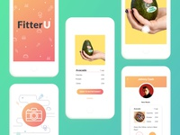 FitterU- Nutrition App