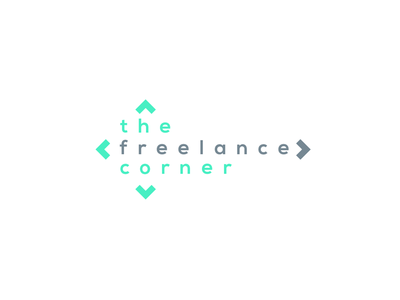 The freelance corner logo