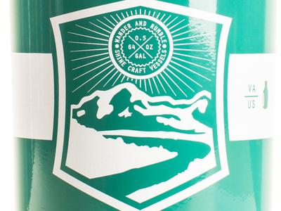 Walkabout Series Badge