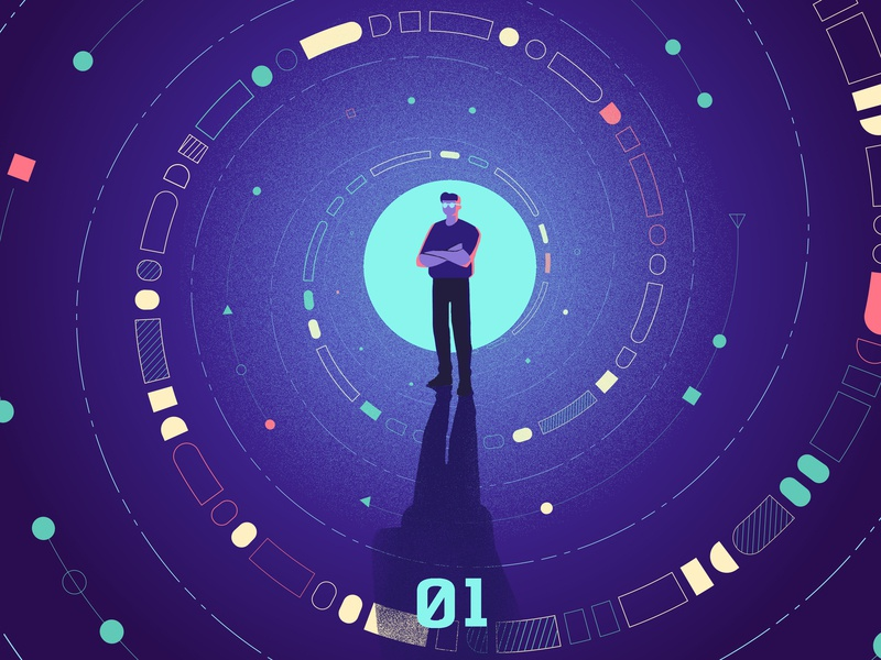 Build a Tech Talent Pipeline to Find Great Junior empathy blog developer code workplace technology editorial illustration