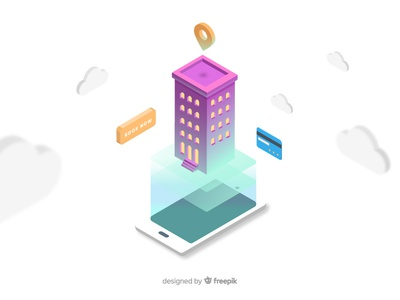 Hotel Booking Concept book room device app aplication online technology web mobile network internet cloud card credit smartphone hotel booking