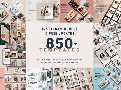 Ultimate Instagram Bundle + Updates