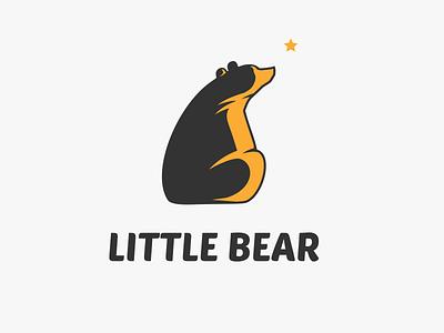 Little Bear Logo petya hadjieva ragerabbit whish hope kid animal for sale bear logo little bear