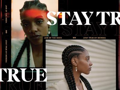 Jam of the Week | 90 rogue studio jam of the week roguestudio film photography staytrue mereba music typography jamoftheweek