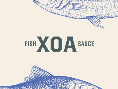 Xoa Fish Sauce
