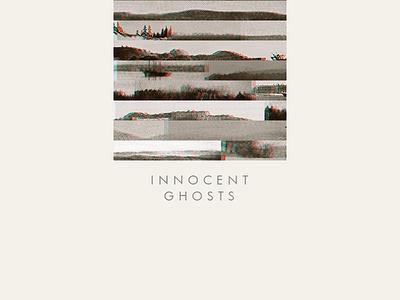 Geographer / Innocent Ghosts album art futura futuralbum minimal