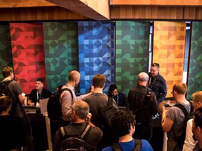 Microsoft Edge Web Summit Venue pattern conference venue