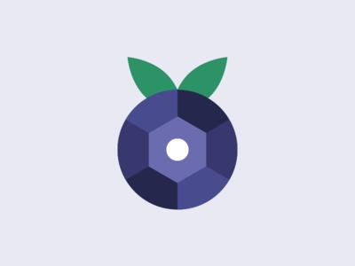 Unused logo option for Berry Embellishing logo