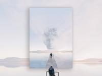 Poster Design #23 The Quiet Pier