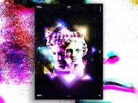 Neo Futuro Punk Poster #51