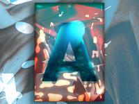 Sea Lava Poster #79