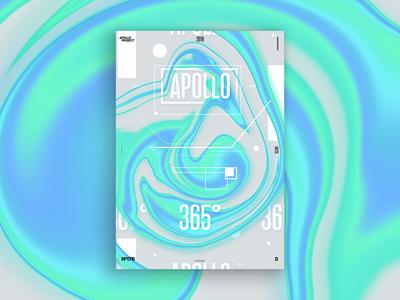 Aurora Graphics Poster #176
