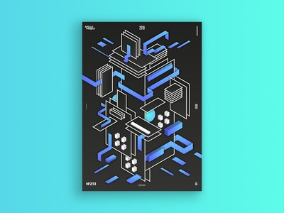 Rounded Edges #7 Poster #213