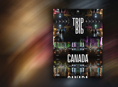 Trip to Canada Poster #266
