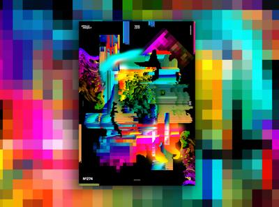 Pixel Process Poster #274